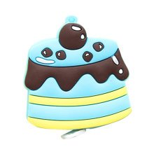 2 Pieces Cute Cake Tape Measure Rulers Measuring Tape, 100CM