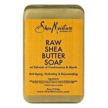 SheaMoisture Raw Shea Butter Soap | Organic Bar Soap