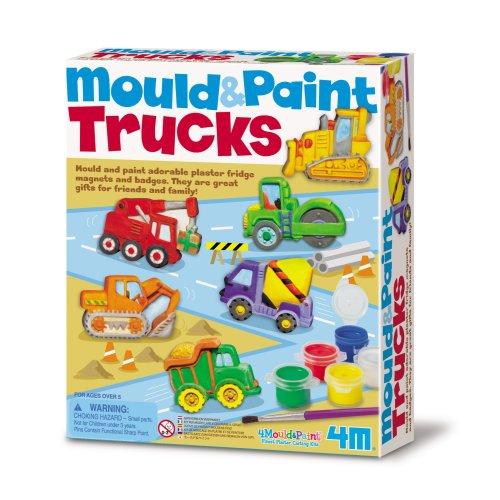 Trucks Mould & Paint Kit