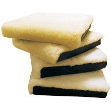 Wheelchair Cushion With Polyester Fleece Upper - Armchair Cushion - Various Sizes