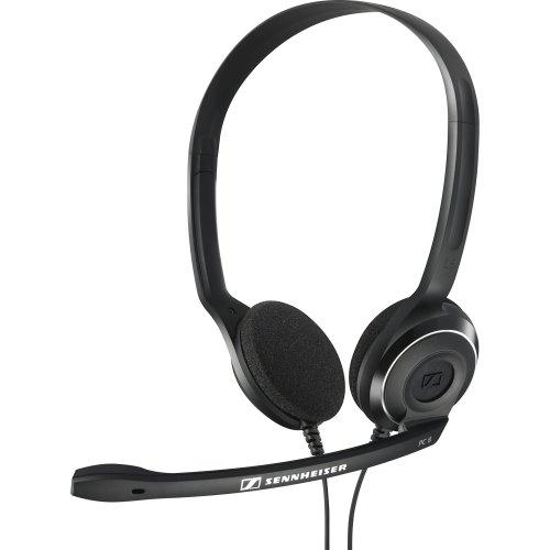 Sennheiser PC 8 USB Internet Telephony On-Ear Headset - Black