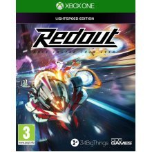 Redout Lightspeed Edition Video Game Xbox One