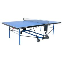 Sponeta Table Tennis Table Expert Outdoor Blue with a 5mm Top