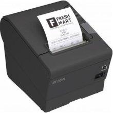 Epson TM-T88V (051)–Point Of Sale terminal (W/O PS, EDG, POS, Thermal, 80mm Black