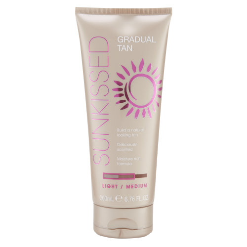 Sunkissed Every Day Tan 200ml - Light to Medium