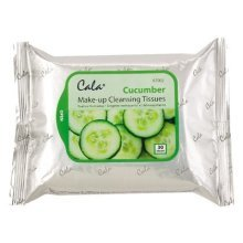 Cala Make-Up Cleansing Tissues Cucumber - 30 Sheets