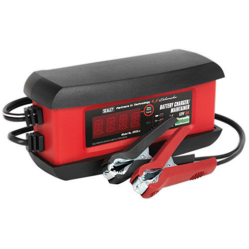 Sealey SPI3S 3A Intelligent Lithium Battery Charger