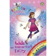 Adele the Singing Coach Fairy: the Pop Star Fairies Book 2 (rainbow Magic)