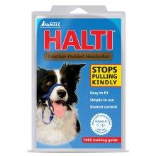 Halti Headcollar Padded Black Size 0