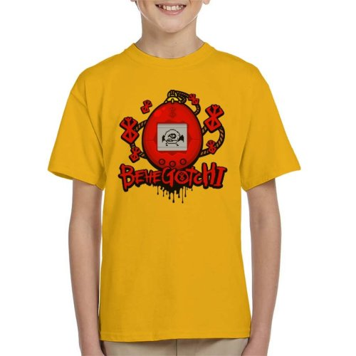 Behegotchi Kid's T-Shirt