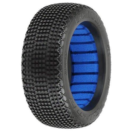 ProLine 9051002 Lockdown X2 Off-Road 1:8 Buggy Tires, Medium