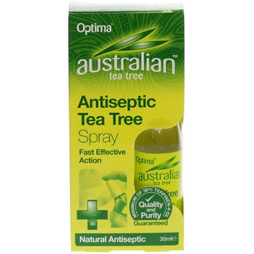 Australian Tea Tree Australian Tea Tree Antiseptic Spray 30ml