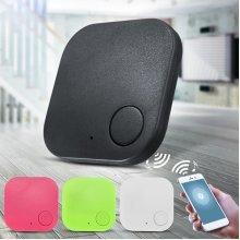 Pet Key Tracker Smart Finder Bluetooth Wallet Pet Gps Tag Locator Alarm Anti Loss Self-timer Button