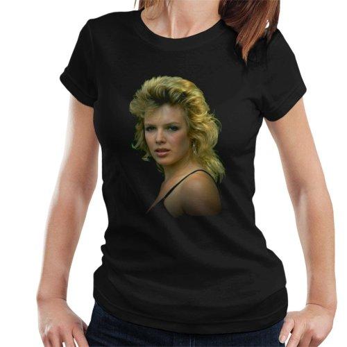 TV Times Kim Wilde 1983 Women's T-Shirt