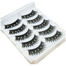 Long and Exaggerated False Eyelashes Extension for Cosplay Party [B]