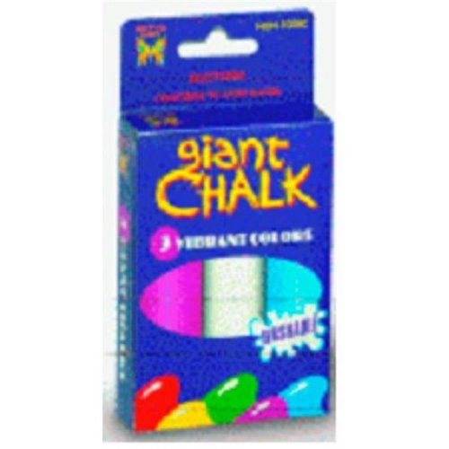 DDI 696617 Giant Chalk - 3 Count Case of 144