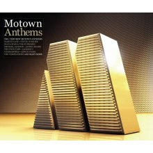Motown Anthems | Compilation CD