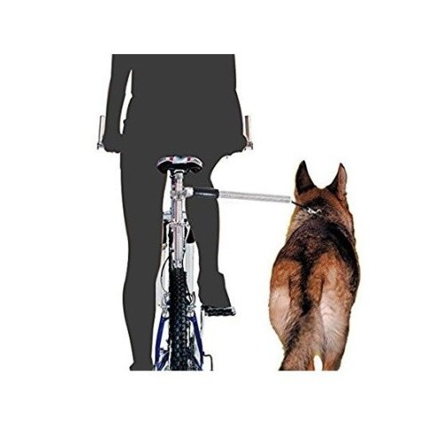 PawHut Dog Exercise Leash | Dog Bike Lead