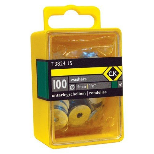 "CK T3824 15 Washers 5/32"" Box Of 100"