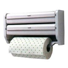 Gusta Kitchen Roll Holder Bernar White 09158020