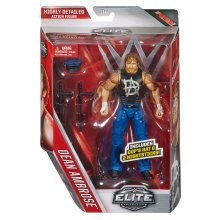 WWE Mattel Elite Series 41 Dean Ambrose Wrestling Action Figure Brand New Sealed