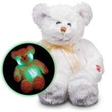Blushing Bear Night Light - Plush Tobar Cuddly Teddy -  light night blushing bear plush tobar cuddly teddy