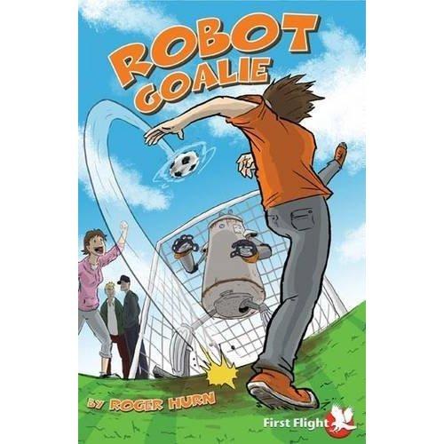 Robot Goalie (First Flight)