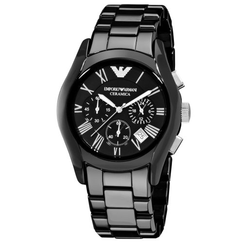 Emporio Armani Chronograph Mens Watch AR1400
