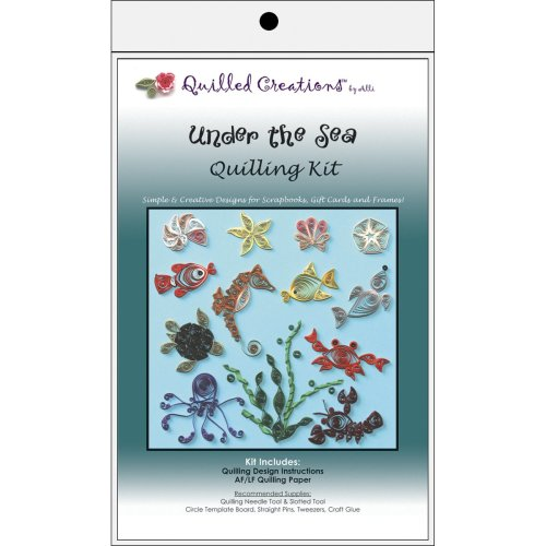 Quilled Creations Quilling Kit-Under the Sea