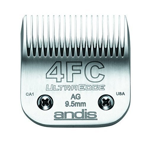 Andis Ultra Edge Pet Clipper Blade, Number 4f -  andis ultra edge pet clipper number 4f