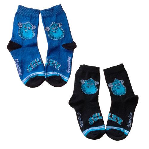 Monsters Uni Socks - Pack of 2