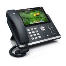 Yealink T48G Ultra-Elegant Touchscreen IP Phone - Wall Mountable