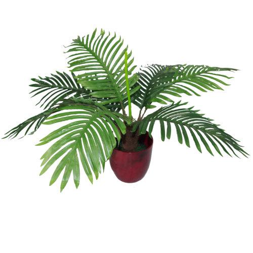 50cm Artificial Palm Tree Tropical Tree - Bushy Shape