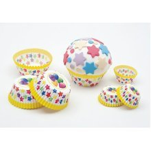 Balloon Cake Cups Small 3 x 2cm 100