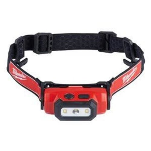 Milwaukee Electric Tool MWK2111-21 475 Lumen USB Rechargeable Hard Hat Headlamp