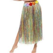 Multi Adult Budget New Grass Skirt