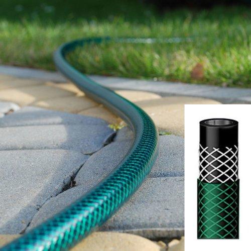 1/2 5/8 3/4 1inch Standard 3-layer Garden Hose Watering Pipe Reel Hosepipe