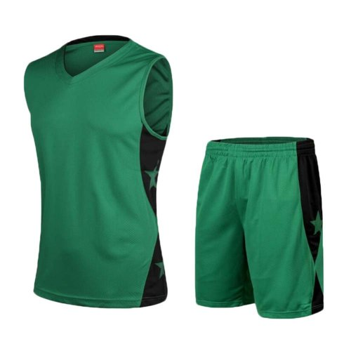 Basketball Uniform Sportwear for Men Basketball Jersey Suit