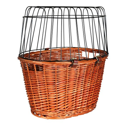 Trixie Bicycle Basket With Lattice