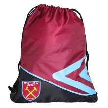 West Ham United Fc Umbro Football Gym Bag - Official New Licensed Product Pe -  official football west ham gym bag umbro united new licensed product