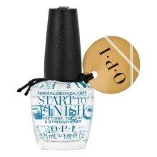 OPI Start to Finish Mini 3.75ml | 3-in-1 Nail Treatment