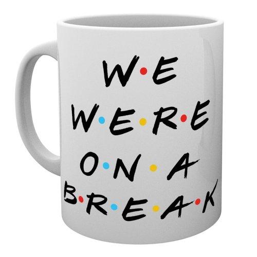 Friends We Were on a Break Mug