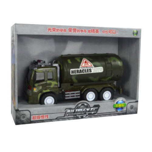 Toy Gifts/Toy Cars/ Trucks/Toy Soldier Childrens Military Play Set Toy Tanker