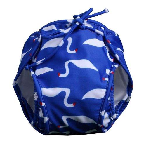 [Goose] Reuseable Baby Swim Diaper Lovely Infant Swim Nappy Swimwear