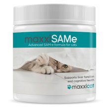 maxxicat - maxxiSAMe liver, joints and cognitive function support for cats | 150 gr powder | given WITH food