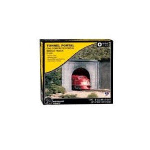 WOODLAND SCENICS C1266 O Tunnel Portal Concrete