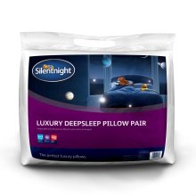 Silentnight Deep Sleep Soft Support Non-Allergenic Pillow, Pack of 2