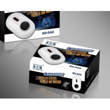 Ultrasonic Pest Repeller Insect and Rodent Control. Ultrasonic Electromagnetic