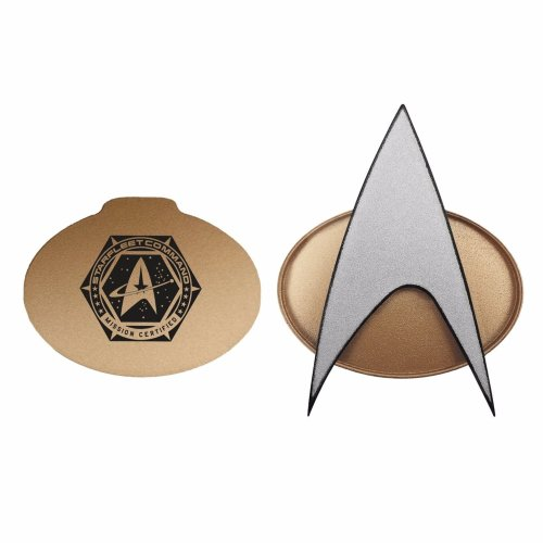 Star Trek Bluetooth Communicator Comm Badge The Next Generation