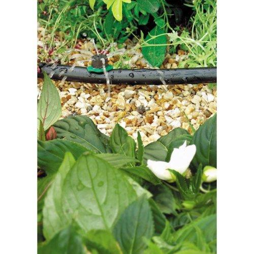 Mini 0-40iph Adjustable Sprinkler -  mini sprinkler hozelock adjustable 10 end line 040 lph 2787